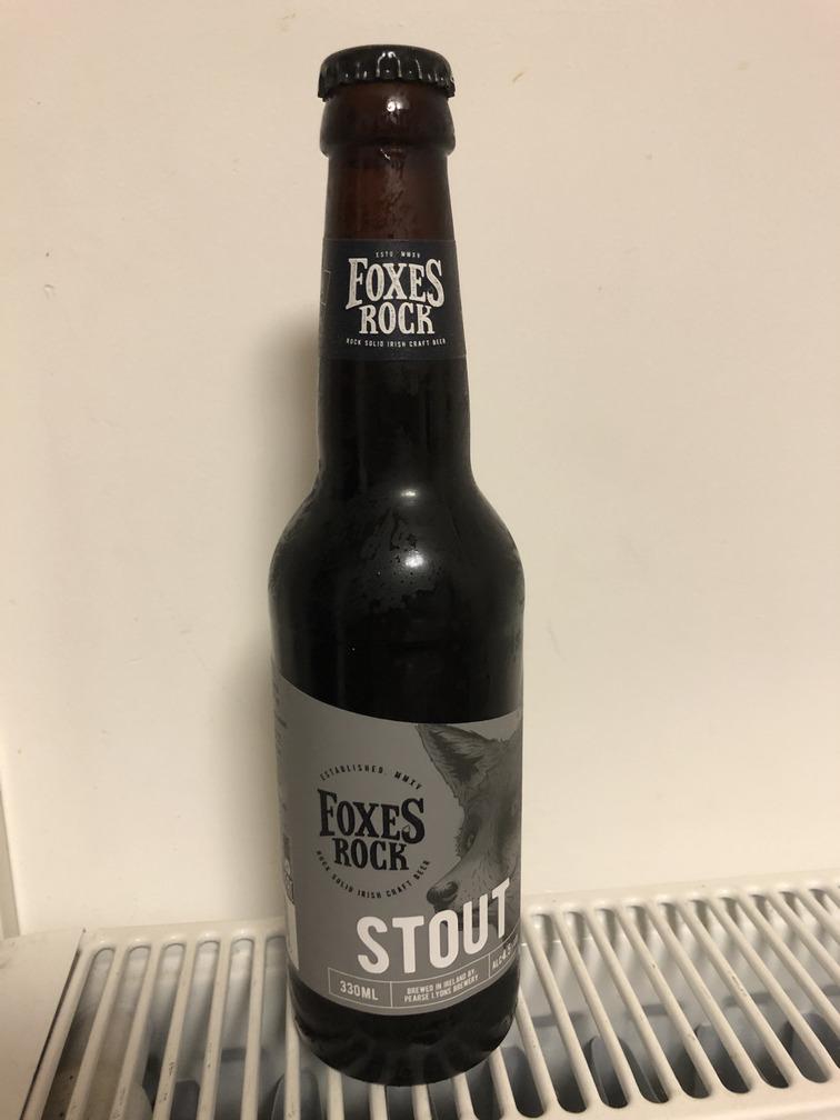 The Foxes Rock Stout